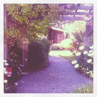 Photo taken at Sleeping Dog Farm by LizZdunich N. on 8/7/2012