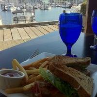 Photo taken at Dockside Restaurant by David C. on 9/12/2011