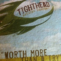 Photo taken at Tighthead Brewing Company by Shannon B. on 1/29/2012