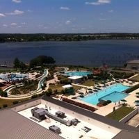 Photo taken at La Torretta Lake Resort & Spa by Rick M. on 6/3/2012