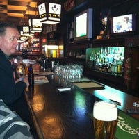 Photo taken at Upfront Bar & Grill by frederic m. on 4/12/2011