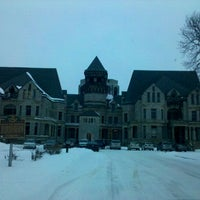 Photo taken at Mansfield Reformatory by Justin on 1/15/2011