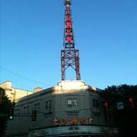 Photo taken at Tower Theater by Megan T. on 6/27/2012