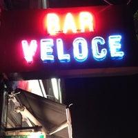 Photo taken at Bar Veloce by Reggaesue M. on 4/28/2012