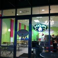 Photo taken at Feeney's Frozen Yogurt by Nicky S. on 6/24/2011