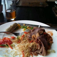 Photo taken at Square restaurant, novotel Balikpapan by Rifki H. on 2/7/2012