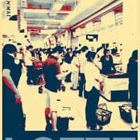 Photo taken at Lotte Mart by Minh Vân Lư on 2/11/2012