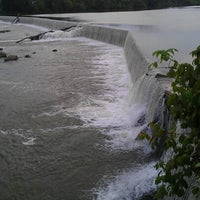 Photo taken at River Walk Trail by Tony H. on 8/23/2012
