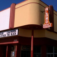 Photo taken at Alamo Drafthouse Cinema by Ryan on 9/13/2011