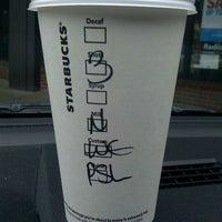 Photo taken at Starbucks by Amanda R. on 9/7/2011
