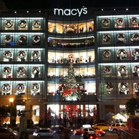 Photo taken at Macy's by negi on 12/4/2011