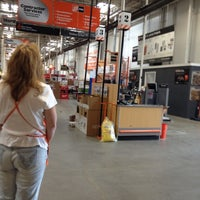 Photo taken at The Home Depot by Judy on 6/27/2012