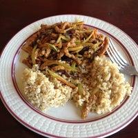Photo taken at Garden Fresh Vegan Cuisine by Totti M. on 7/23/2012