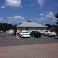 Photo taken at Prince Street Storage Center by Melissa B. on 9/2/2011