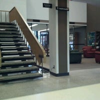 Photo taken at Dunn Library by Tyler U. on 9/15/2011
