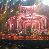 Photo taken at The Colosseum At Caesars Palace by Michael M. on 5/11/2012