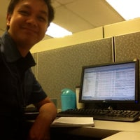 Photo taken at Bank of the Philippine Islands Head Office by Nimmy on 2/16/2012