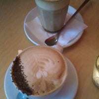 Photo taken at Coffee Factory by Jeanne H. on 5/15/2012