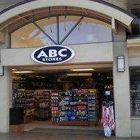 Photo taken at ABC Store by dana k. on 7/25/2012