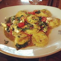 Photo taken at Effina's Tuscan Grill by Tyler S. on 8/10/2012