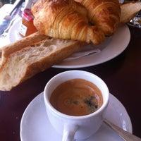 Photo taken at Café Zéphyr by Ninja C. on 4/13/2012