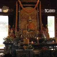 Photo taken at Wat Krok Krak by moonoi j. on 2/21/2012