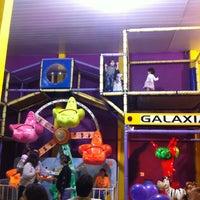 Photo taken at Galaxia Kids by Daniel Galiano P. on 8/18/2012