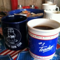 Photo taken at Linda's Cafe by Katelyn D. on 5/13/2012