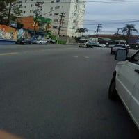 Photo taken at Avenida Santa Inês by Jean S. on 6/18/2012