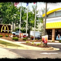 Photo taken at McDonald's by Alisia B. on 6/21/2012