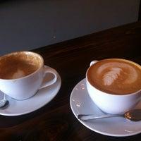 Photo taken at Café Pamenar by Katrine J. on 4/15/2012