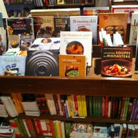 Photo taken at Librairie Gourmande by Rodrigo S. on 2/17/2012