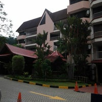Photo taken at INTEKMA Resort & Convention Centre (IRCC) by Hana M. on 7/3/2012