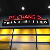 Photo taken at P.F. Chang's Asian Restaurant by Ania M. on 3/15/2012