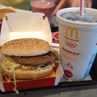 Photo taken at McDonald's by Trung C. on 4/30/2012