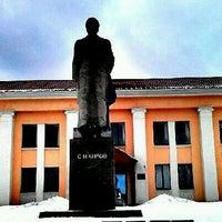 Photo taken at Шахта С.М. Кирова by Александр А. on 3/20/2012