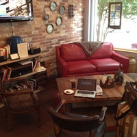 Photo taken at Bayou Bakery, Coffee Bar & Eatery by Stephen N. on 6/18/2012