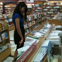 Photo taken at Gramedia by Nanda D. on 6/29/2012