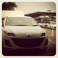 Photo taken at Mazda Phuket by Joobjang Z. on 7/2/2012