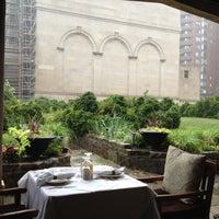 Photo taken at Ambassador Dining Room by Manda on 7/19/2012