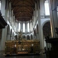 Photo taken at De Nieuwe Kerk by Jamilia on 7/2/2012