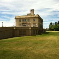 Photo taken at Maryhill Museum of Art by Jason C. on 6/16/2012