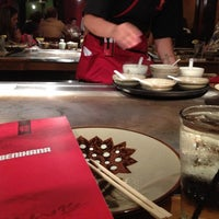 Photo taken at Benihana by Kat Q. on 8/30/2012