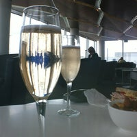 Photo taken at Virgin Australia Lounge by Bruce T. on 3/8/2012