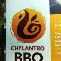 Photo taken at Chilantro BBQ by Patrick R. on 4/29/2012