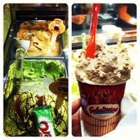 Photo taken at Gelatissimo by Verarose E. on 7/13/2012