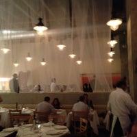 Photo taken at Estiatorio Milos by Luigi A. on 6/29/2012