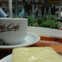 Photo taken at McCafé by Gonzalo A. L. on 12/2/2011