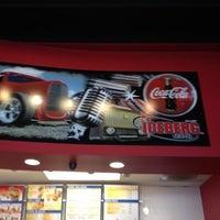 Photo taken at Iceberg Drive Inn by Chelsi D. on 6/8/2012