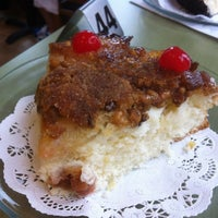 Photo taken at McKinley's Bakery & Cafe by Ashley B. on 12/3/2011
